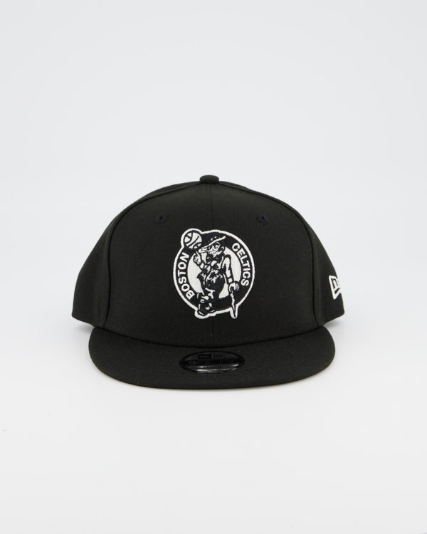 YOUTH BOSTON CELTICS 9FIFTY SNAPBACK - BLACK