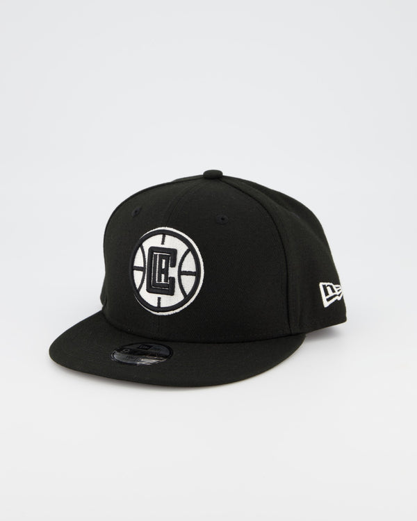 YOUTH LA CLIPPERS 9FIFTY SNAPBACK - BLACK