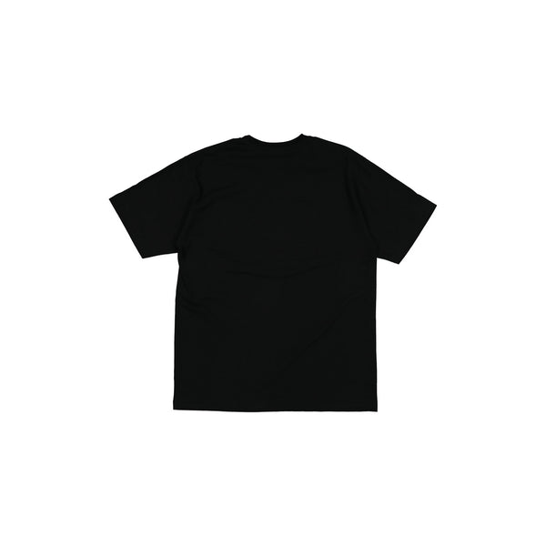 BAPE REFLECTIVE CAMO COLLEGE TEE - BLACK