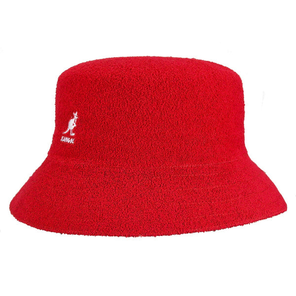 BERMUDA BUCKET HAT - RED