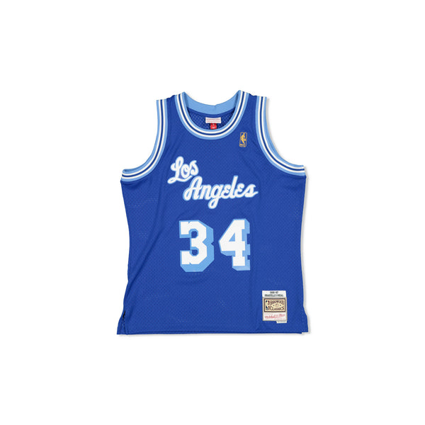 SWINGMAN JERSEY LOS ANGELES LAKERS O'NEAL - ROYAL