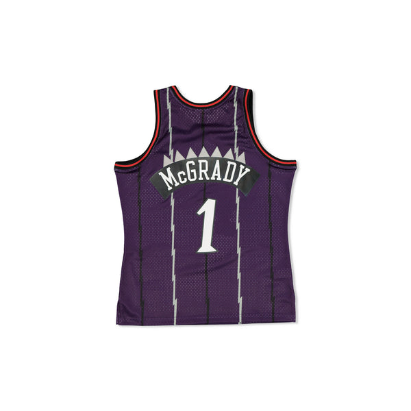 SWINGMAN JERSEY TORONTO RAPTORS McGRADY - PURPLE