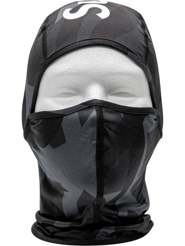SUPREME TRIBAL BALACLAVA MASK - BLACK