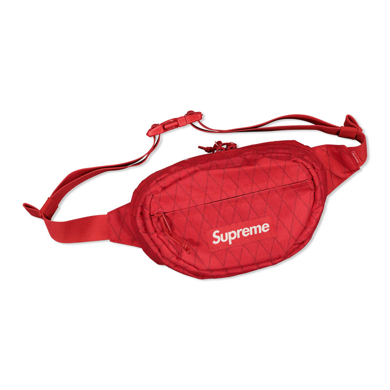 SUPREME WAIST BAG - RED