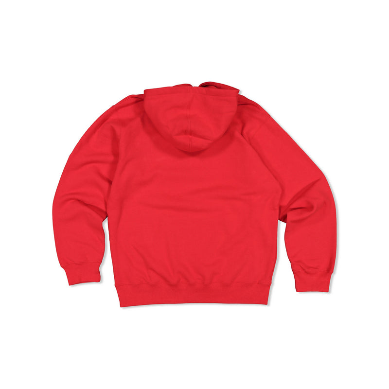SUPREME SS19 MOTHERFUCKER PULLOVER HOODIE - RED