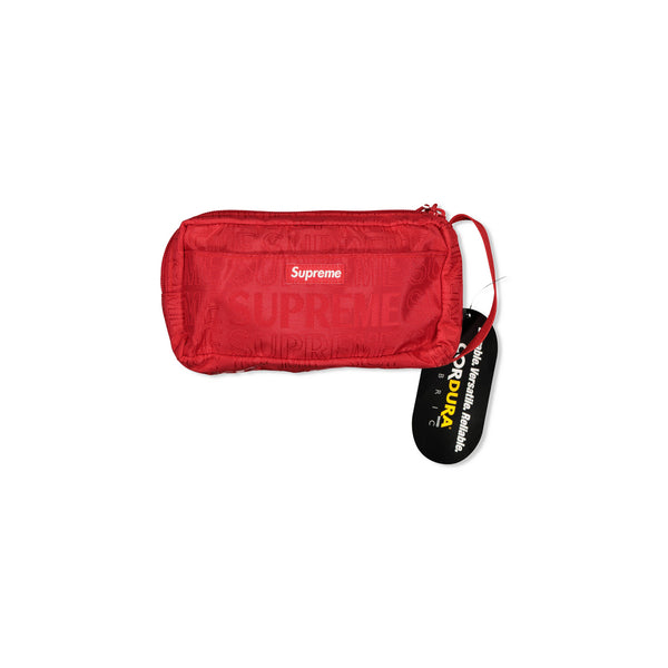 SUPREME TOILETRY BAG
