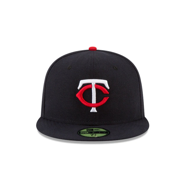 Minnesota Twins Authentic Collection 59FIFTY Fitted - Home