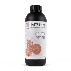HARZ Labs - Dental Peach