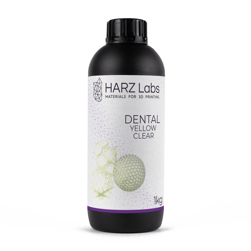 HARZ Labs - Dental Yellow Clear