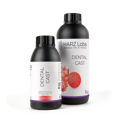 HARZ Labs - Dental Cast