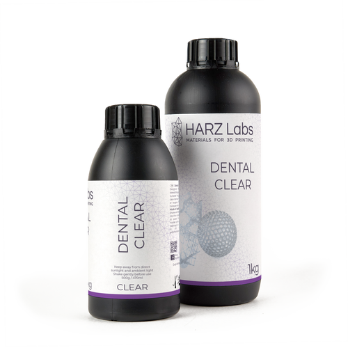 HARZ Labs - Dental Clear