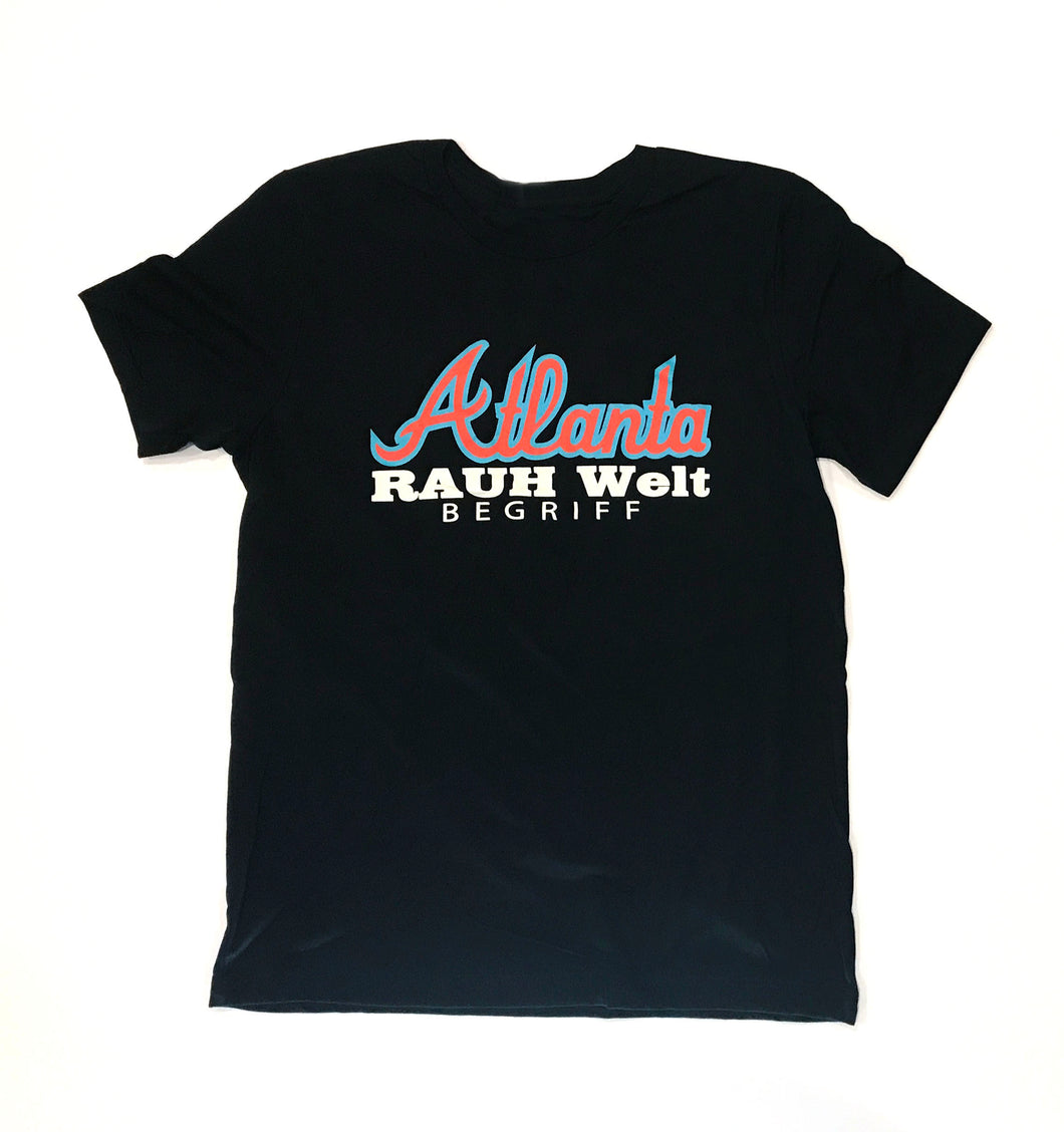 RWB Atlanta T-Shirt Black, Mens