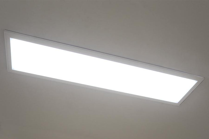 G.W.S LED Wholesale 1195x295mm 36W White Frame LED Panel Light