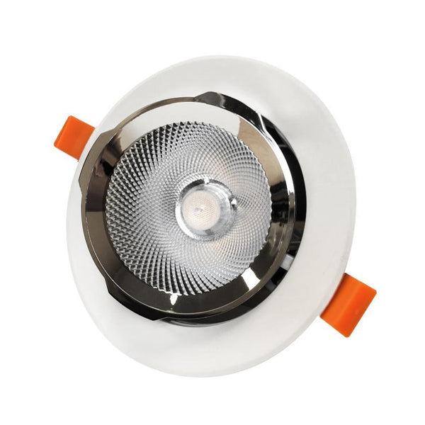 G.W.S LED Wholesale Adjustable Commercial LED Gimbal Downlight