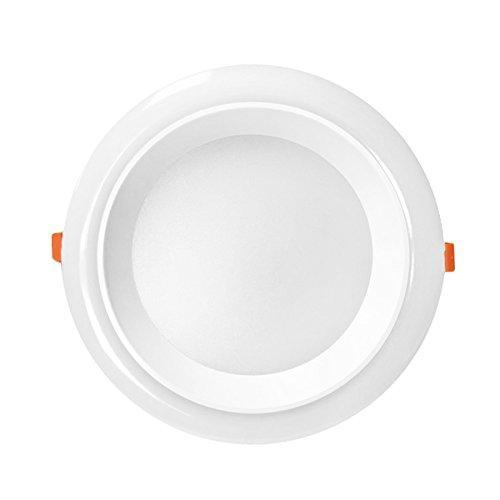 G.W.S LED Wholesale Backlit Recessed Round LED Panel Light