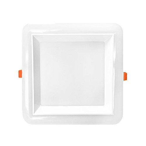 G.W.S LED Wholesale Backlit Recessed Square LED Panel Light