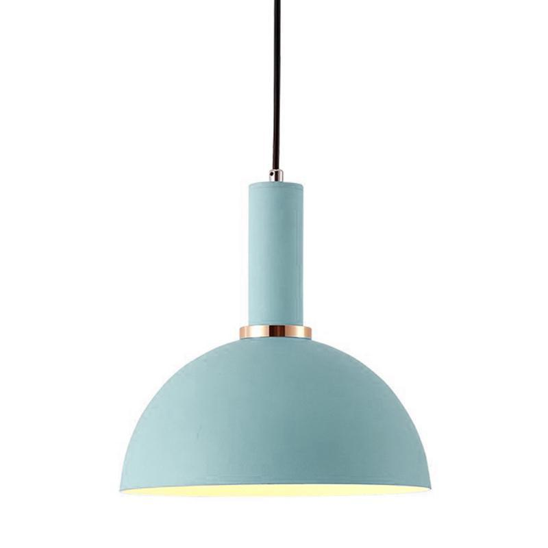 G.W.S LED Wholesale Blue Dome (PD-C1) Pendant Ceiling Light