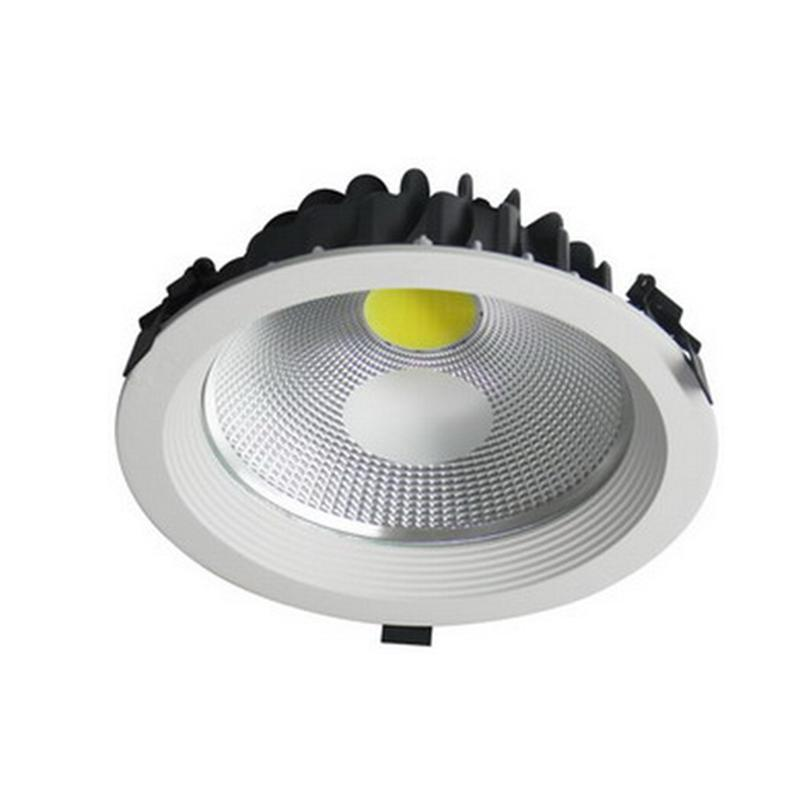G.W.S LED Wholesale Commercial LED COB Downlight
