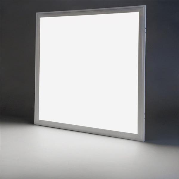 G.W.S LED Wholesale Recessed / Neutral White / No 595x595mm 48W White Frame LED Panel Light