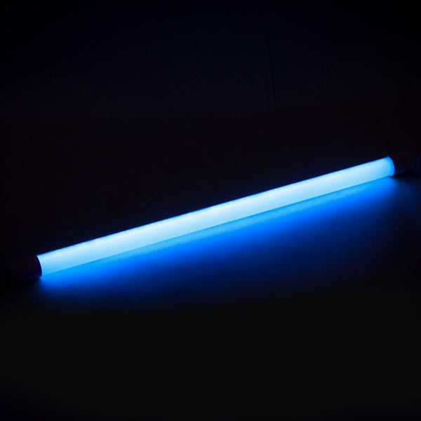 T8 4FT Single End Feed LED Tube Light Blue
