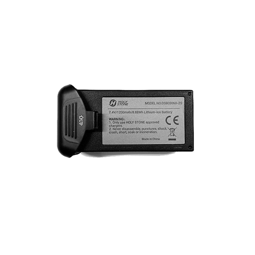 Rechargable Li-po Battery 1 PC 7.4V 1200mah for Drone HS120D