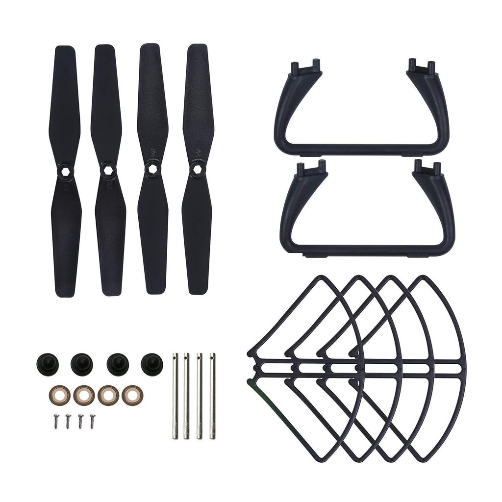 Spare Parts Kits Propellers Landing Gears for HS200D RC Drone
