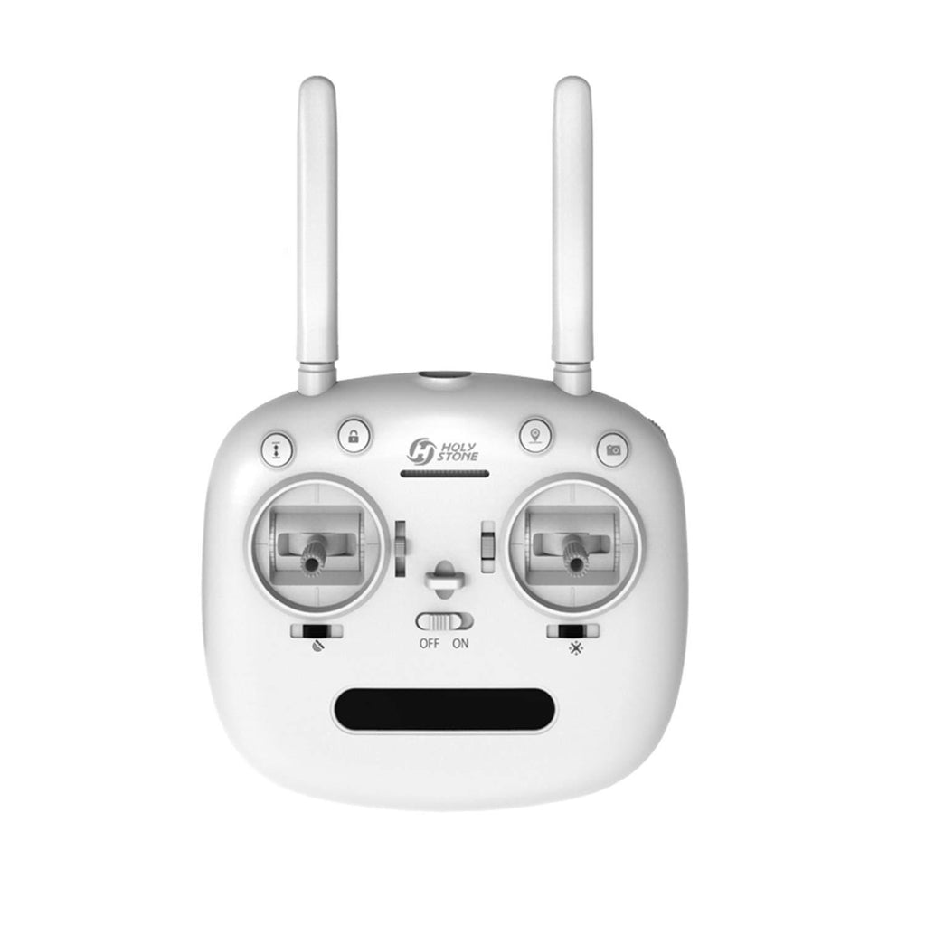 Remote Controller for RC Quadcopter HS700 RC Drone Color White