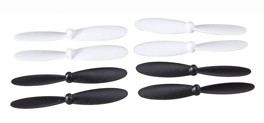 Main Blades Propellers Spare Part for HS170 Mini Drone Pack of 2 Sets