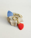 HORTENSE (in-stock) - ORA-C jewelry - handmade jewelry by Montreal based independent designer Caroline Pham