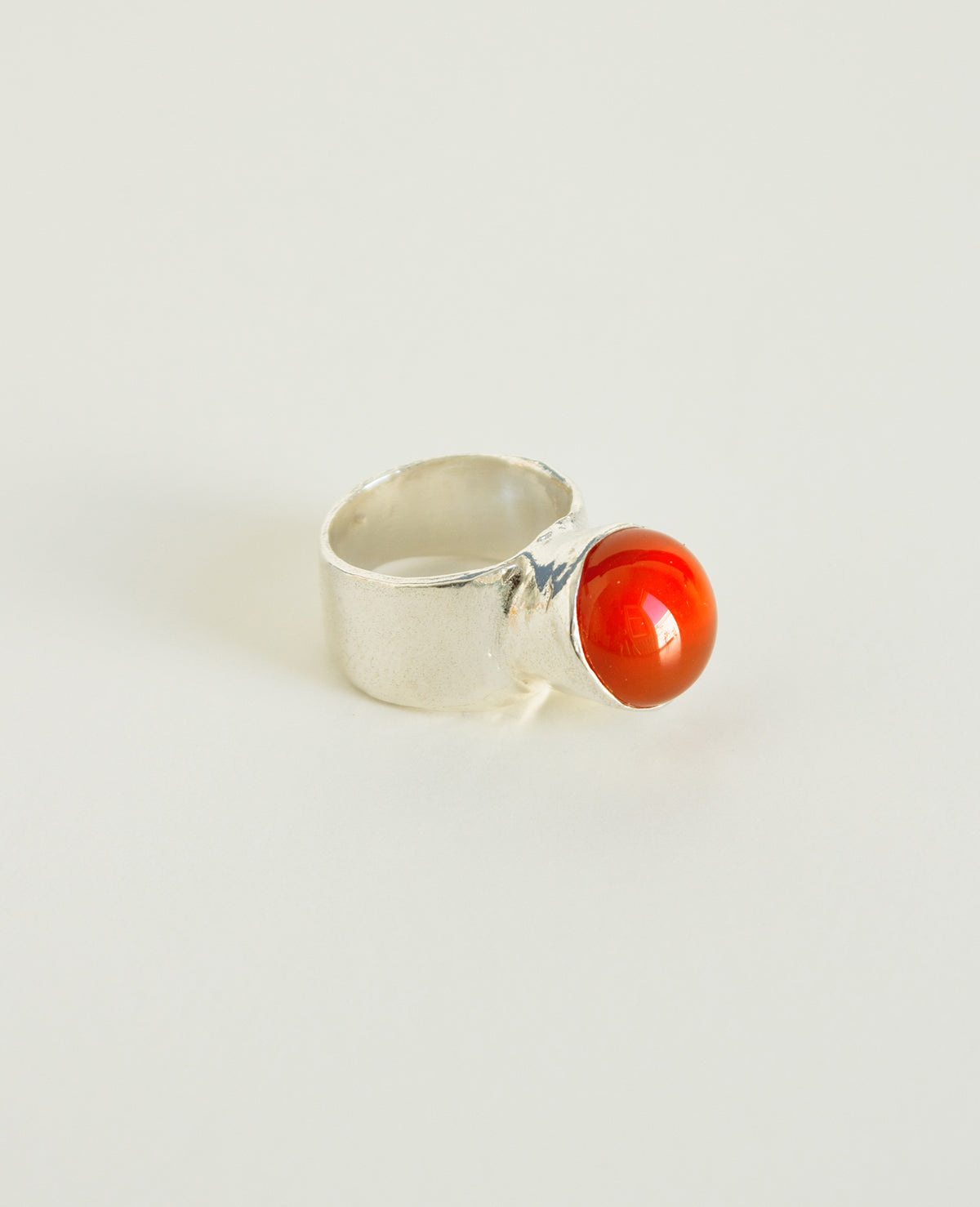 JULES // silver - ORA-C jewelry - handmade jewelry by Montreal based independent designer Caroline Pham