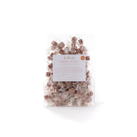 Backbar S+S Mani Pedi Candy Scrub - Vanilla Brown Sugar
