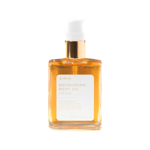 Citrus - Nourishing Body Oil (MSRP $32)
