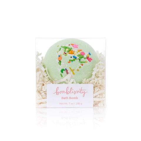 Bath Bomb - Fresh Lemongrass