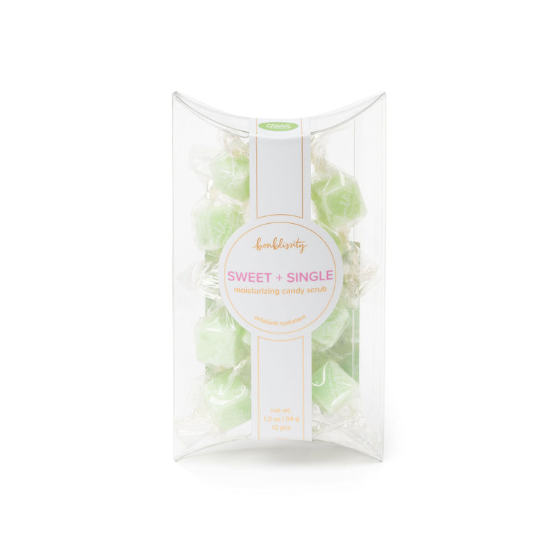 Mini-Me Pack: Sweet+Single Candy Scrub - Fresh Lemongrass (MSRP $9)