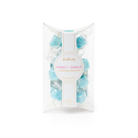 Mini-Me Pack: Sweet+Single Candy Scrub - Ocean Mist (MSRP $9)