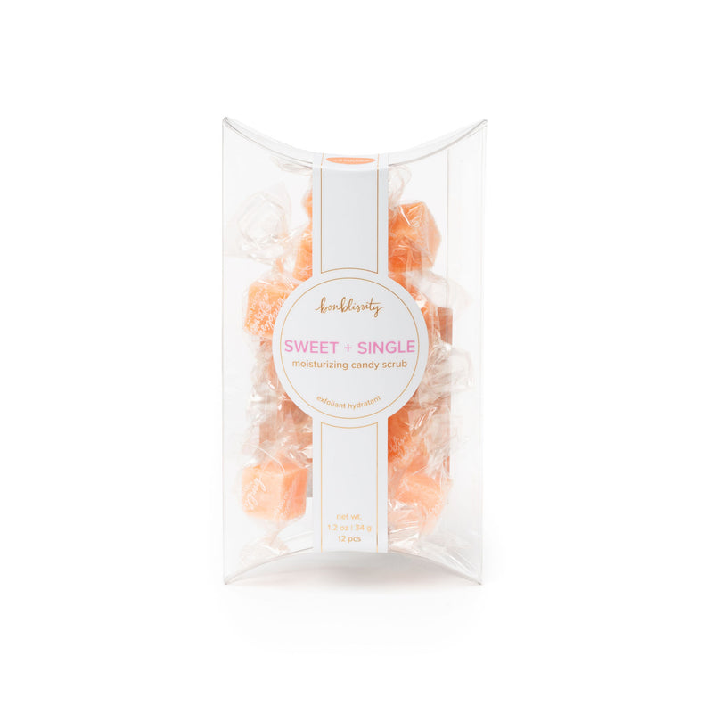 Mini-Me Pack: Sweet+Single Candy Scrub - Sweet Satsuma (MSRP $9)