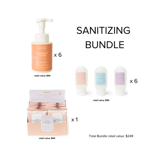 Sanitizing Bundle