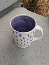 Load image into Gallery viewer, Blue Dots Mug