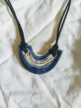 Load image into Gallery viewer, Blue Rainbow Necklace