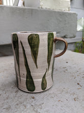 Load image into Gallery viewer, Green Leaves Mug