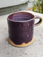 Load image into Gallery viewer, Violet & Natural Mug