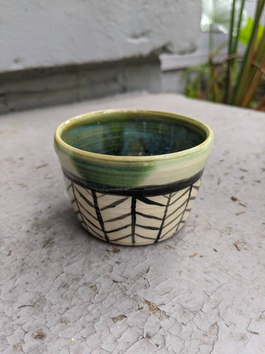 Herringbone Mini Bowl