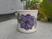 Load image into Gallery viewer, Purple Flowers Mug
