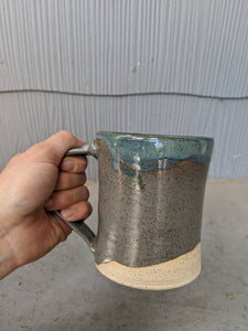 Gray, Blue & Natural Mug