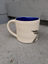 Load image into Gallery viewer, Lino Pelican Blue Mug