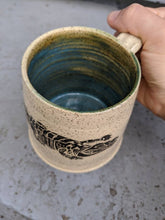 Load image into Gallery viewer, Lino Gator Speckled Mug