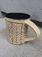 Load image into Gallery viewer, Herringbone Coffee Mug