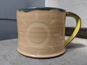 Beachy Sunstone Mug