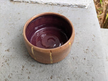 Load image into Gallery viewer, Pink & Purple Ring Bowl