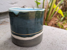 Load image into Gallery viewer, Porcelain Color Block Mug